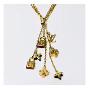 Louis Vuitton Sweet Charms Sautoir Necklace